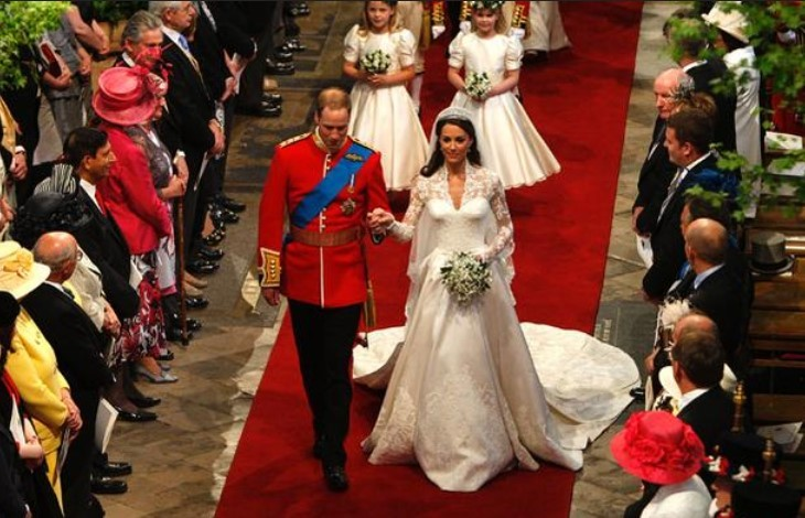 Casamento do príncipe William com Kate Middleton