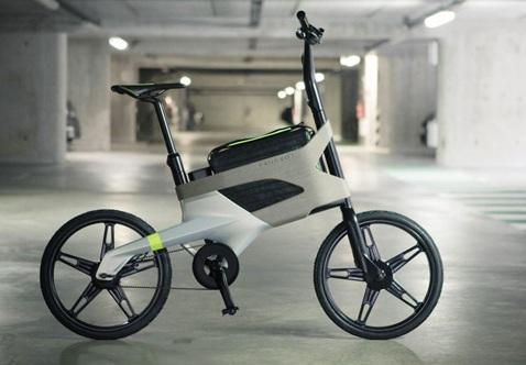 Peugeot DL 122: uma bicicleta urbana inovadora. Clique e confira.