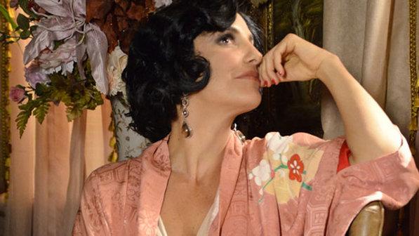 Ivete Sangalo começa a gravar 'Gabriela' na Globo