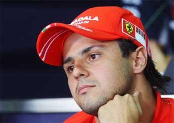 Felipe Massa está sendo pressionado pela Ferrari a melhorar desempenho