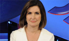 Ao vivo, programa de Fátima Bernardes na Globo privilegiará jornalismo