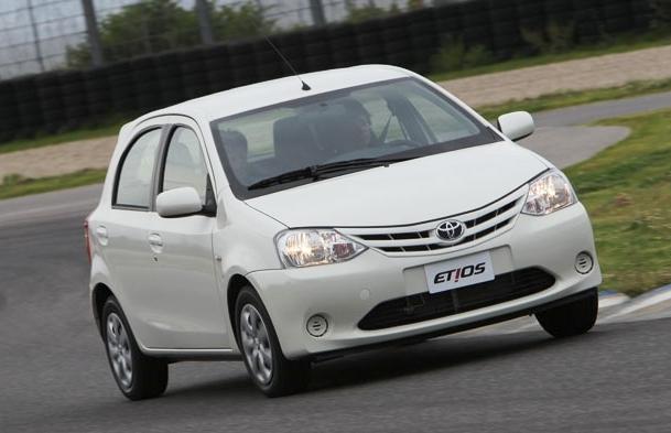 Etios: o popular da Toyota chega ao Brasil