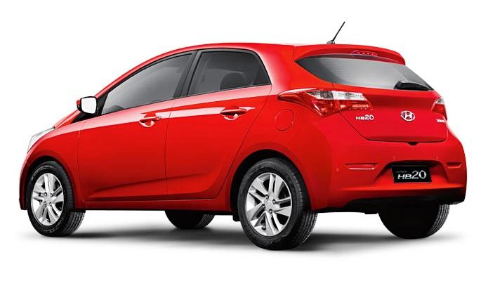 Hyundai HB20 chega a partir de R$ 31.995