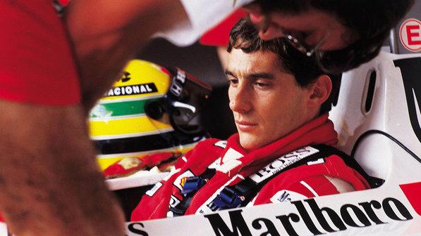 Ayrton Senna: aniversário de um ídolo acima de torcidas