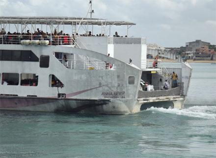 Internacional Marítima  nasceu de  malvadeza de ACM contra Waldir