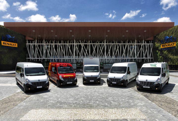 Novo Renault Master chega ao mercado brasileiro