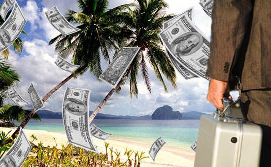Cem mil magnatas escondem US$ 20 bilhões em paraísos fiscais