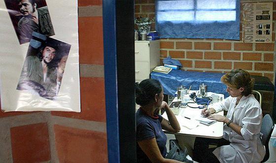 Médicos viraram o principal produto de exportação de Cuba