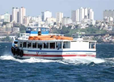 Lanchas estão com embarque tranquilo (Foto: Astramab/Divulgação)