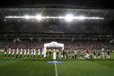 O Atlético Mineiro quer manter a liderança isolada do Brasileiro (Foto:  Bruno Cantini / Atlético Mineiro)
