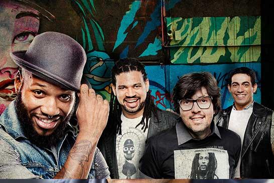 Os shows da banda acontecem aos sábados e domingos na Arena Imbuí