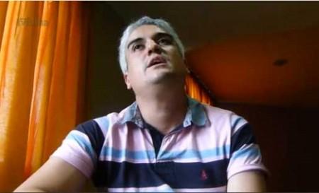Rennan Trajano Farias, em foto reproduzida na TV UOL.