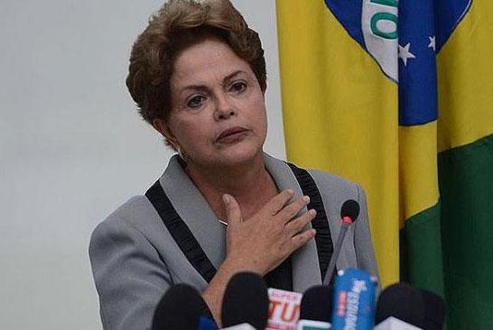 Dilma quer conversar com oposição para barrar impeachment