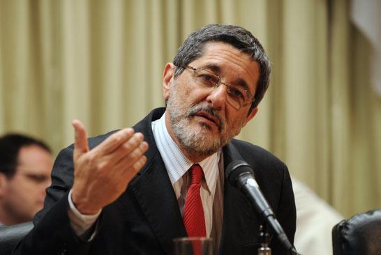 José Sérgio Gabrielli, ex-preidente da Petrobras (Foto: Reprodução