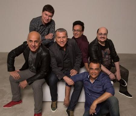 Com mais de trinta anos de carreira, a banda Roupa Nova já lançou 22 CDs e 05 DVDs, alcançando a marca de mais de cinco milhões de produtos vendidos (Foto: Marcos Hermes/Divulgação)