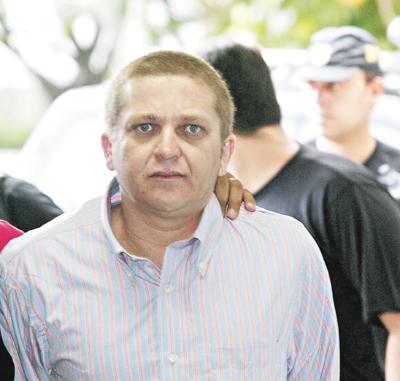 Antônio Jussivan Alves do Santos, o Alemão, líder da quadrilha que planejou e executou o assalto. (Foto: Facebook/Reprodução)