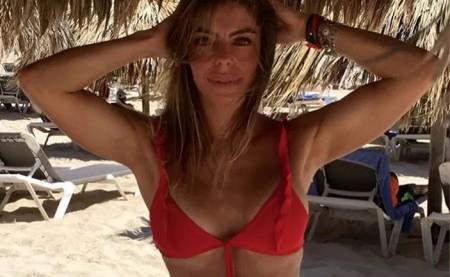 Daniella Cicarelli posta no Instagram foto no Caribe (Reprodução)