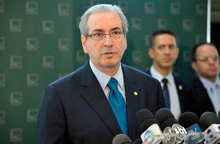 Eduardo Cunha orquestrará impeachment
