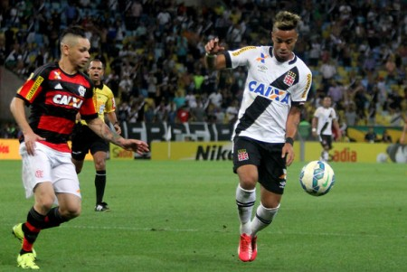 O Vasco eliminou o Flamengo e segue na Copa do Brasil
