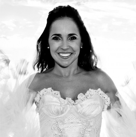"""Daniela: """"Canto pra alegria chegar. Canto pra tristeza ir embora"""" (Foto: Célia Santos/Divulgação)"""