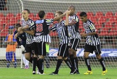 O Botafogo está de volta à elite do futebol brasileiro