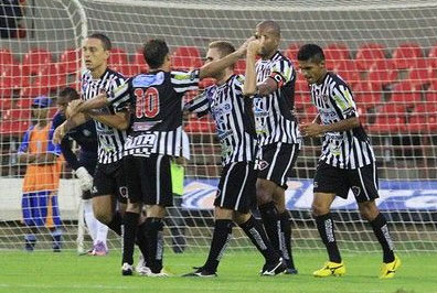 O líder Botafogo carimba subida para a Série A