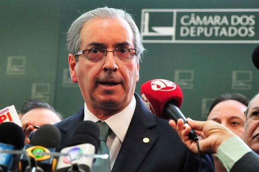 Cunha insistirá na ideia de que não mentiu à CPI da Petrobras em março (Foto: Agência Brasil)