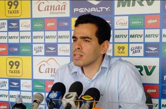 Gestão de Marcelo Santana é incompetente, segundo o ex-conselheiro J.C. Teixeira Gome. (Foto: EC Bahia/Divulgação)