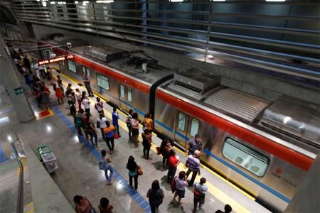 Os usuários serão atendidos pelas estações do  Acesso Norte e Campo da Pólvora