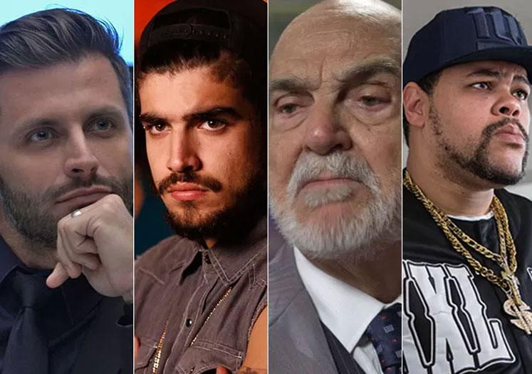 Confira a lista de possíveis vítimas do fim de 'I Love' (Foto: Gshow/TV Globo/Divulgação)