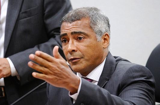 Senador Romário (Foto: Agência Senado)