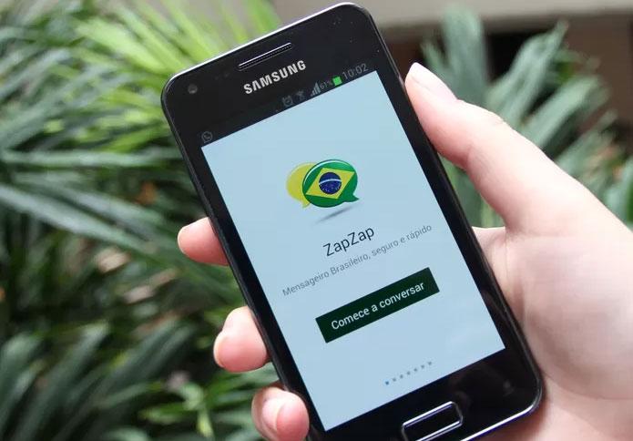 Rival brasileiro do WhatsApp inova (Foto: Divulgação)