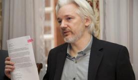 Assange é acusado por uma sueca de um estupro que teria acontecido a região de Estocolmo em agosto de 2010 (Foto: Ag.Brasil/AFP/Arquivo)