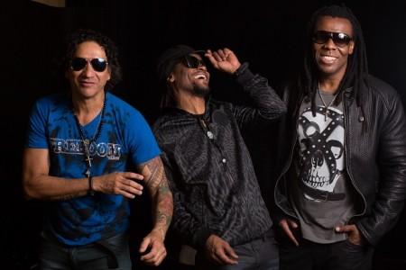 Formado por Toni Garrido, Bino Farias e Marcos Lazão, o grupo Cidade Negra é um dos pioneiros do reggae nacional
