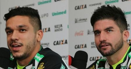 Jogadores vão reforçar time catarinense durante a temporada de 2016 (Foto:  site oficial do Figueirense)