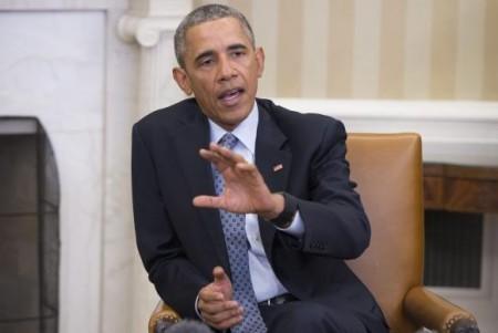 Obama manifesta preocupação, mas diz que Brasil vai superar crise