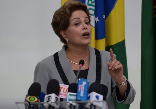 Presidente Dilma (José Cruz/Agência Brasil)