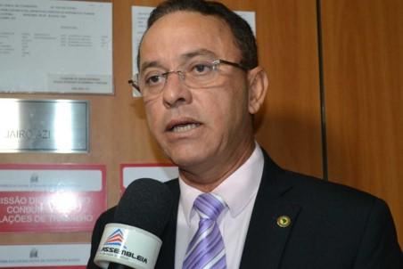 Deputado estadual  Hildécio Meireles (PMDB)