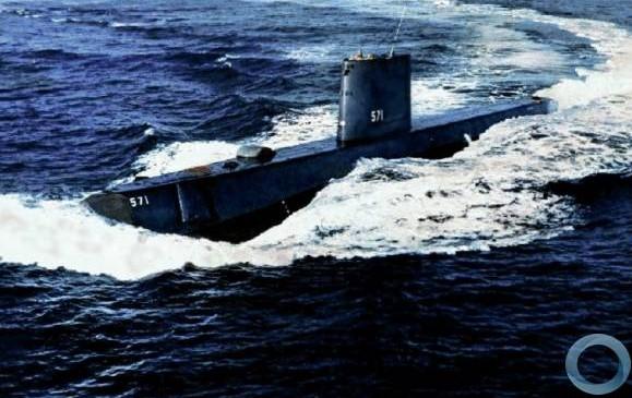 Com o envio do submarino, os Estados Unidos pretendem reafirmar o compromisso com a defesa da Coreia do Sul e enviar uma mensagem de advertência à Coreia do Norte. (Foto: Twitter~/Reprodução)