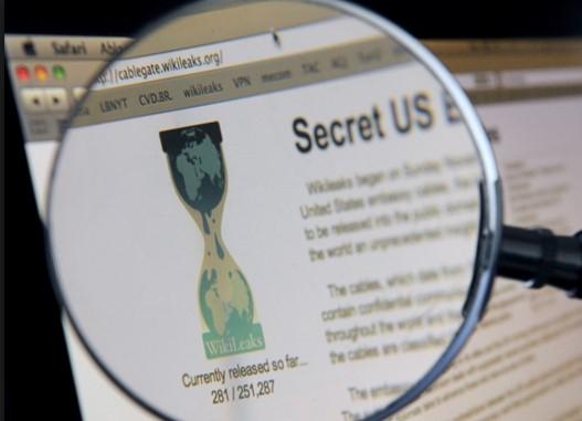 WikiLeaks publicou novos documentos