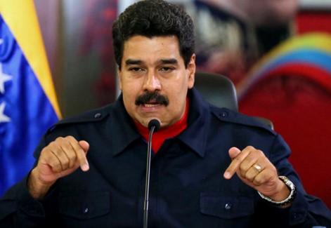 """Maduro: """"Não promulgo.  Por aqui não passam, façam o que fizerem""""."""