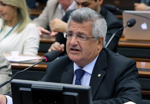 """Bacelar chamou jogadora de vôlei de """"coxinha de segunda'' (Foto: Agência Câmara)"""