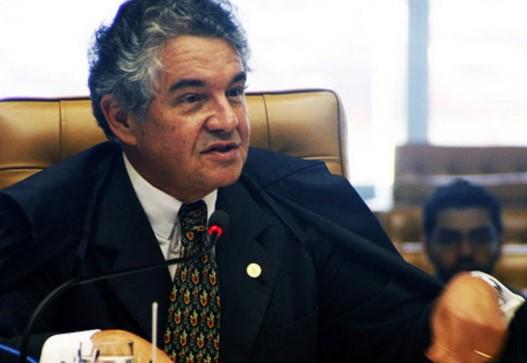 Ministro Marco Aurélio, do Supremo Tribunal Federal (STF).