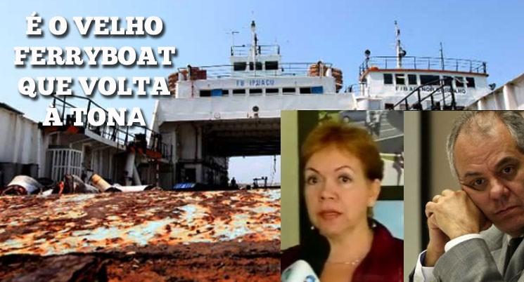 Nem com os milhões despejados em um serviço explorado por uma empresa privada, o Governo da Bahia  consegue melhorar o Sistema Ferry-boat. A empresária Lenise Ferreira faz duras críticas e denuncia diretor da Agerba, Eduardo Pessoa.