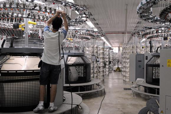 Apenas em quatro estados, a participação da indústria aumentou no período pesquisado