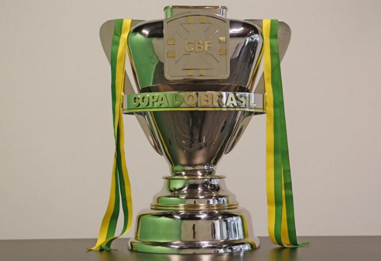 Troféu da Copa do Brasil (Foto:  Rafael Ribeiro / CBF)
