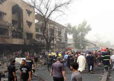 Os ataques de hoje foram uma espécie de vingança pela ação militar. (Foto: Reprodução/TV)