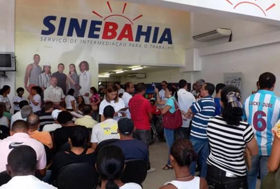 O horário de atendimento no SineBahia é das 7h às 17h.