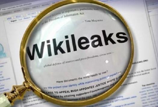 A organização WikiLeaks divulgou  500 mil documentos e 300 mil correspondências eletrônicas sobre a estrutura do governo da Turquia.