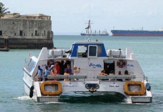 Travessia Salvador-Mar Grande   atenderá nesta sexta-feira até às 18h